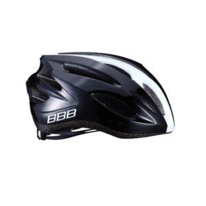 BBB-Condor-fietshelm-zwart-wit