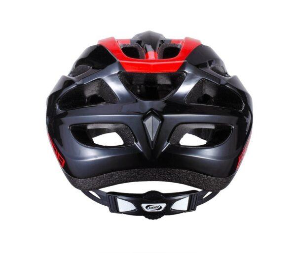 BBB-zwart-condor-rood-fietshelm