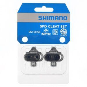 Schoenplaatsjes-Shimano-SPD-Zilver