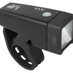 Fietsverlichting-racefiets-Niteline-T4-USB-oplaadbare-voorlamp-fietslamp-axa