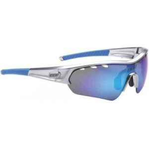 select-BBB-matt-chrome-blauw-sportbril