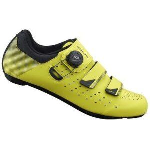 Fietsschoen-Shimano-Raceschoen-Neon-Geel-RP400